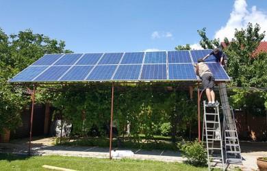 Солнечная станция в Одессе - что это?