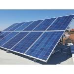 Сетевая солнечная станция на инверторе PrimeVOLT PV-10T, 10кВт
