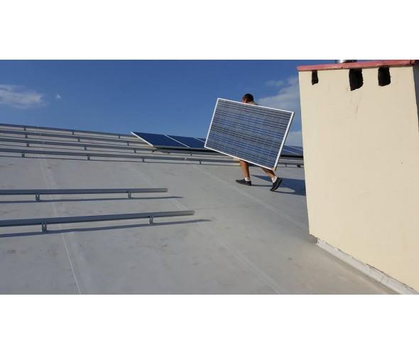20 кВт Сетевая станция, монтаж и запуск зелёного тарифа