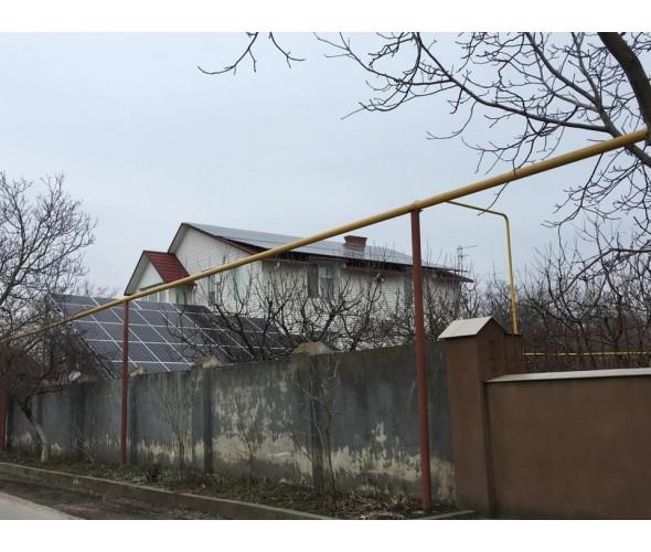 30 кВт сетевая станция, монтаж