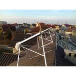 Автономная солнечная электростанция и горячее водоснабжение Царское село - ОДЕССА