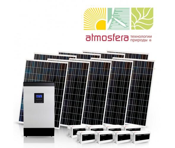 Автономная солнечная электростанция 2 кВт - ОДЕССА