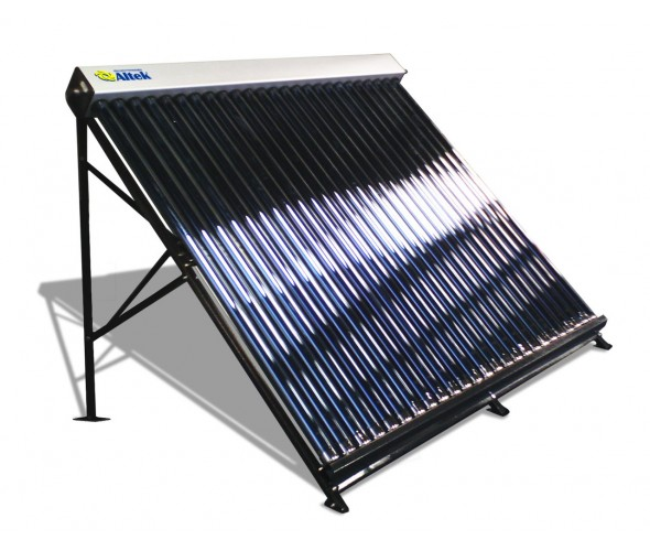 Гелиосистема сезонная: Вакуумный солнечный коллектор AC-VG-25 - ОДЕССА