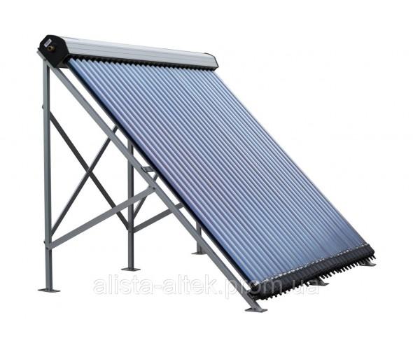 Гелиосистема всесезонная: Солнечный вакуумный коллектор SC-LH2-10 - ОДЕССА
