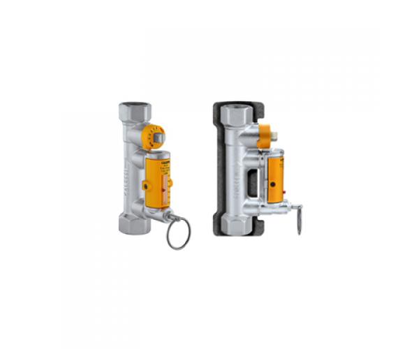 Балансировочный клапан с индикатором протока Caleffi Solar 3/4, 7-28 l/m, t.max=130C - ОДЕССА