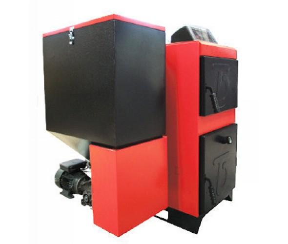 Твердотопливный котел на пеллетах с автоматической загрузкой Termodinamik EKY/S 80 - ОДЕССА