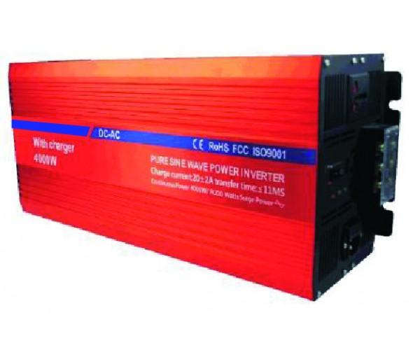 Несетевой инвертор А-12P300/C с зарядом (с функцией ИБП) - ОДЕССА