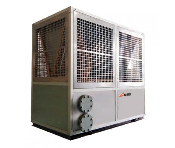 Тепловой насос ACWELL FSLRDM-08 (воздух(до -20С) - вода) 9 кВт - ОДЕССА