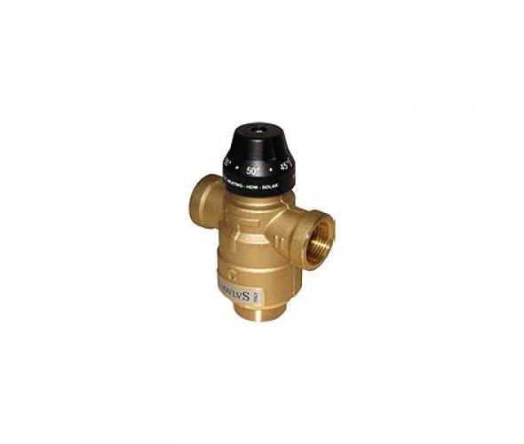 Термосмесительный клапан BRV 3/4ВР., 45-70°C, Kvs 4,0, L Ассиметричный - ОДЕССА
