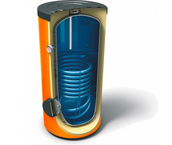 Бак-накопитель косвенного нагрева АТМОСФЕРА 11,200SE одноконтурный на 200 литров - ОДЕССА