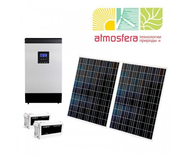 Автономная солнечная электростанция 600 Вт - ОДЕССА