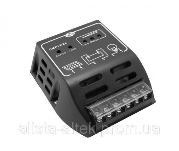 Контроллер заряда аккумуляторных батарей для солнечных модулей Altek CMP12 - ОДЕССА