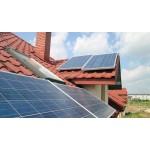 Сетевая солнечная станция под ключ, 30кВт - ОДЕССА