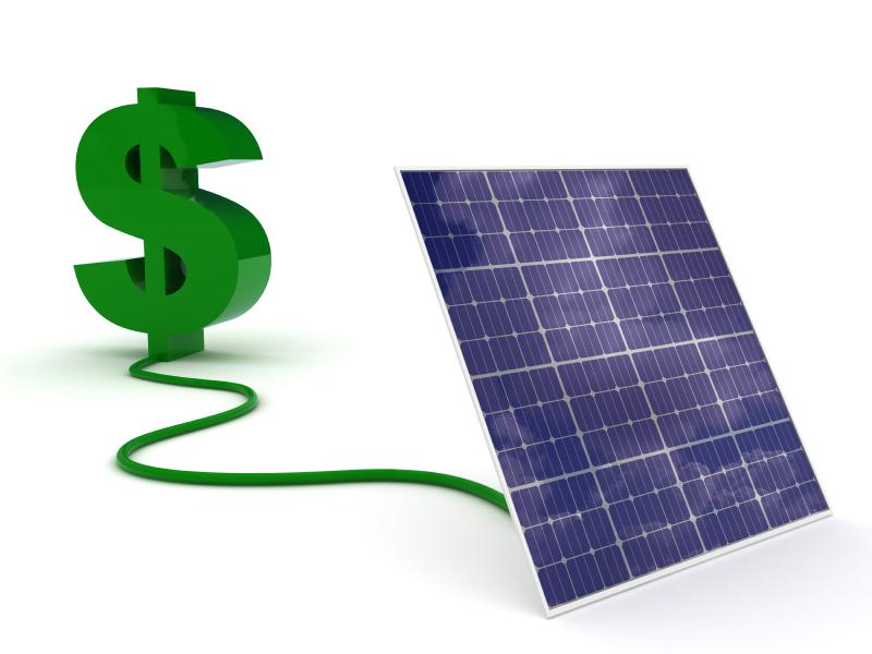 Зеленый тариф для предприятий